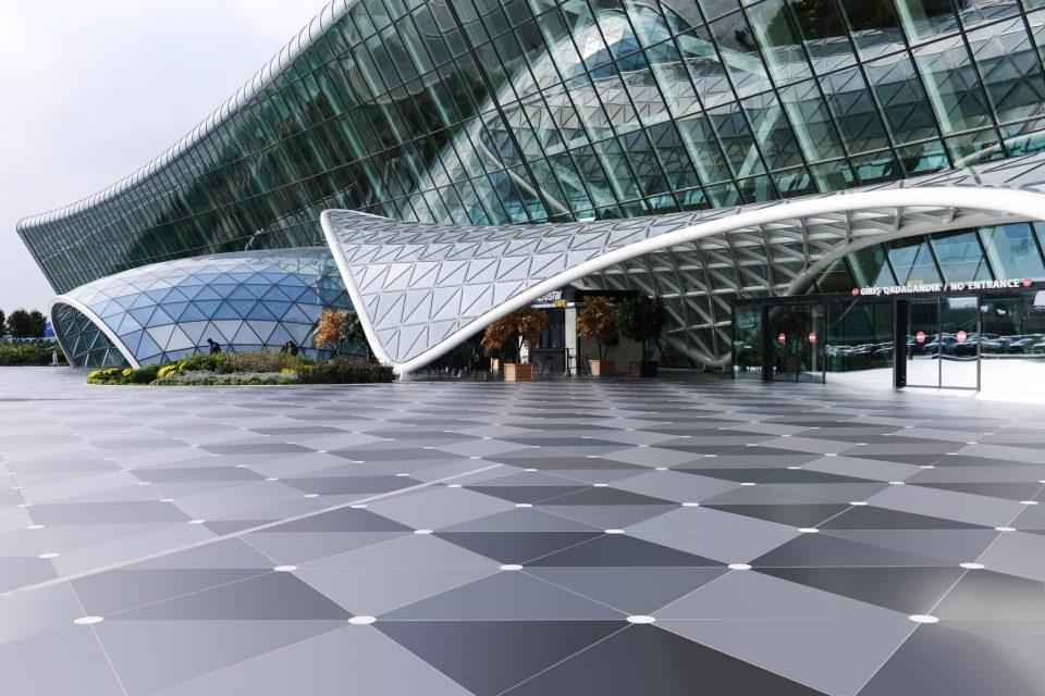 Baku Airport: International Terminal Building