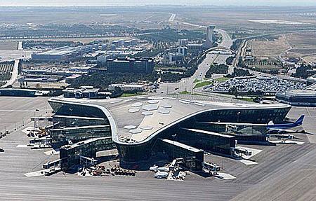 Terminal International Airport, Baku