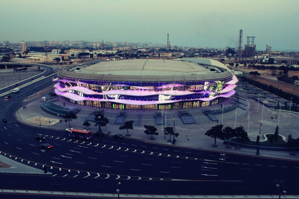 National Gymnastics Arena in Baku